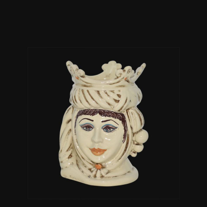 Ceramic head h 20 Ivory Line female