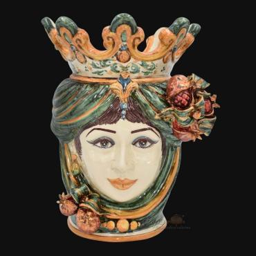 Teste di moro Caltagirone, Le ceramiche artistiche siciliane