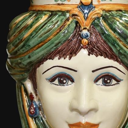 Head h 33 green/orange female